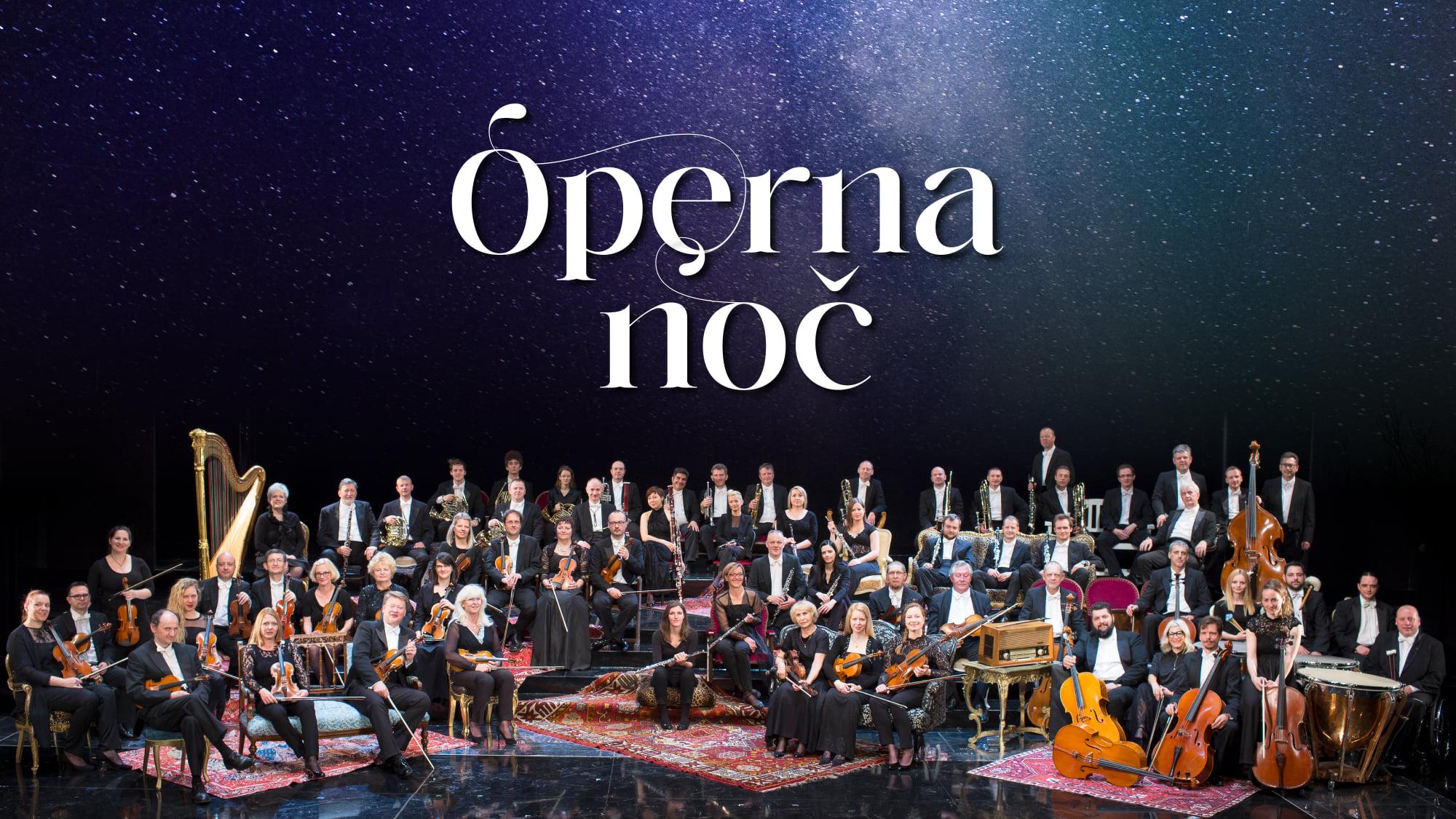 Operna noč v Mariboru