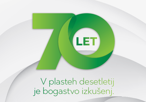 70. obletnica Surovine