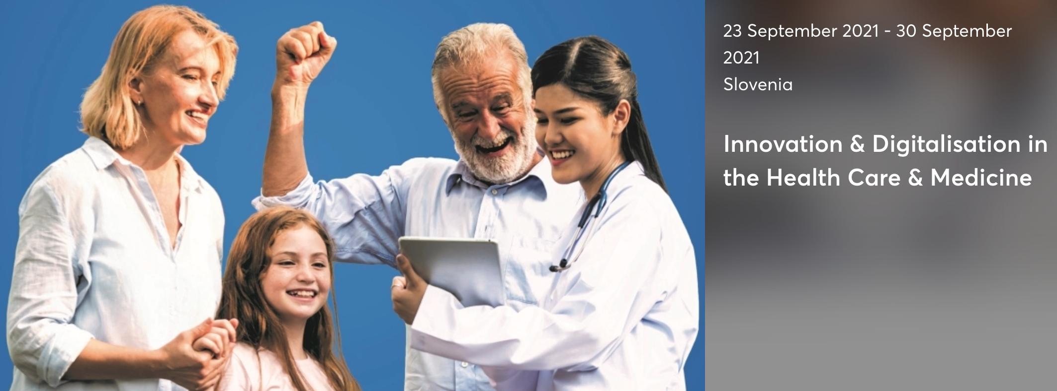 Innovation & Digitalisation in the Health Care & Medicine