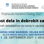 Podravski karierni dialog 2021